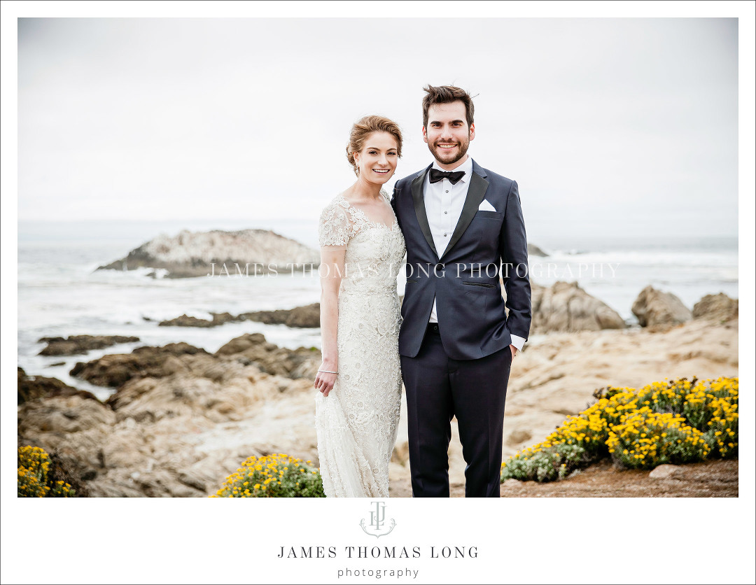 Pebble Beach Northern California Jewish Wedding Photographer